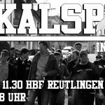 Pokalspiel in Bissingen