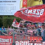 Unentschieden in Pforzheim